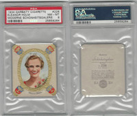 G14-15 Garbaty, Modern Beauty, 1934, #226 Eleanor Holm, PSA 8 NMMT