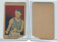 W529, Strip Card, Universal Boxing, 1920's, #7 Benny Leonard