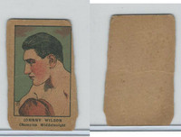 W551 Strip Card, Sports Stars, 1921, Jonny Wilson, Boxer