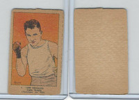 W Card, Strip Card, Boxing, 1920's, #6 Lew Tendler