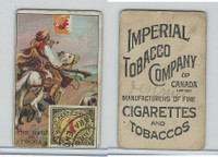 C19 Imperial Tobacco, Mail Carriers & Stamps, 1903, Bosnia