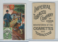 C19 Imperial Tobacco, Mail Carriers & Stamps, 1903, Bulgaria