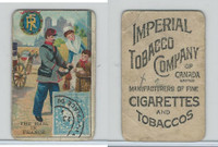 C19 Imperial Tobacco, Mail Carriers & Stamps, 1903, France