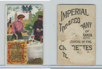 C19 Imperial Tobacco, Mail Carriers & Stamps, 1903, Germany