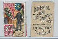 C19 Imperial Tobacco, Mail Carriers & Stamps, 1903, Holland