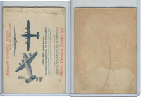 C271 Imperial Tobacco, Aircraft Spotter, 1940's, #12 Liberator (Large)