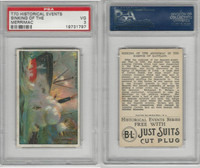 T70 ATC, Historical Events, 1910, Sinking of the Merrimac, PSA 3 VG
