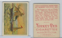T72 Turkey Red, Hudson - Fulton Series, 1909, The Paragon