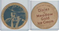 F5-2 Dixie Cup, 1936, Movie Stars, William Boyd, Hopalong Cassidy (Large)