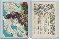 W510-2 Abbey, Monster Magic Action Trading Cards, 1963, (1)