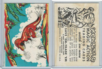 W510-2 Abbey, Monster Magic Action Trading Cards, 1963, (14)