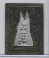 L21 American Tobacco Leather, College Pennants, 1912, Marquette