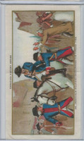 SC11 ATC Silk, Canada History, 1910, #34 Montcalm Wounded