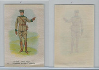 SC10 BAT Silk, Regimental Uniforms Canada, 1910, #15 Dufferin Rifles