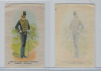 SC10 BAT Silk, Regimental Uniforms Canada, 1910, #18 Duke of York Hussars