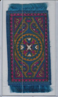 B56 Tobacco Flannel Insert, Conventional Rugs, 1910 (5 X 2 In) #1
