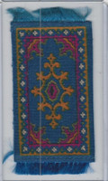 B56 Tobacco Flannel Insert, Conventional Rugs, 1910 (5 X 2 In) #3