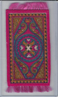 B56 Tobacco Flannel Insert, Conventional Rugs, 1910 (5 X 2 In) #7