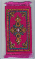 B56 Tobacco Flannel Insert, Conventional Rugs, 1910 (5 X 2 In) #8