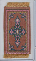B56 Tobacco Flannel Insert, Conventional Rugs, 1910 (5 X 2 In) #13