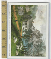 W Card Museum New York, Currier & Ives, American Homestead Spring