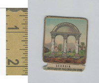 Victorian Diecuts, 1890's, US History, State Seals, Georgia