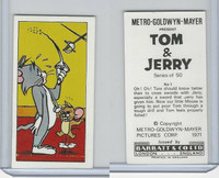 B0-0 Barratt, Tom & Jerry, 1971, #1