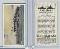 C18-62 Carreras, Our Navy, 1937, #22 HMS Furious