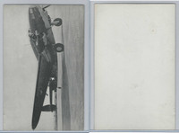 WC 1940's Photo Card, WW II Airplanes (5X8 in), A29 Lockheed Hudson