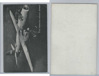 WC 1940's Photo Card, WW II Airplanes (5X8 in), B26 Marauder Med. Bomber