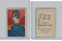 T79 Fez, Lenox, Tolstoi, Military, 1910, Brig. General, USA