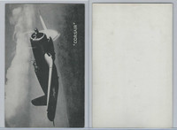 WC 1940's Photo Card, WW II Airplanes (5X8 in), Corsair