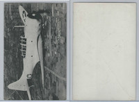 WC 1940's Photo Card, WW II Airplanes (5X8 in), Dauntless