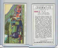 K0-0 Kellogg GB, Story of the Locomotive, 1963, #10 Talyllyn Railway