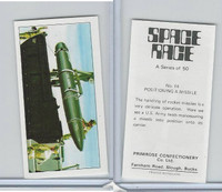 P0-0 Primrose, Space Race, 1969, #14 Positioning A Missile
