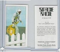 P0-0 Primrose, Space Race, 1969, #16 Life Support Pack