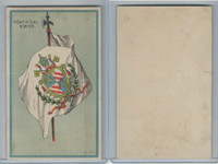 H626, Blank Back, National Flags, 1909, Pontifical States