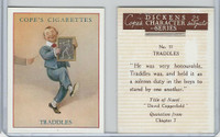 C132-72 Cope, Dickens Character, 1939, #11 Traddles