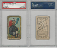 T80 Tolstoi, Military, 1911, Cavalry Officer, France, PSA 3 MK VG