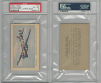 UO1, Tydol Motor Oil, Aeroplanes, 1941, #13 Armstrong Whitworth, PSA 6 EXMT