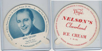 F5-18 Dixie Cup, 1952, Movie Stars, Large, Bing Crosby, Nelson's Ice Cream