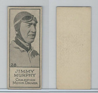 V122 Willard Choc., Sports Champions, 1924, #28 Jimmy Murphy, Motor Race