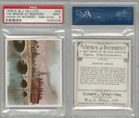 H46-96 Hill, Views of Interest, 1938, #38 Bridge At Bedford, PSA 9 Mint