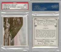 H46-96 Hill, Views of Interest, 1938, #47 Lynmouth, Devon, PSA 9 Mint