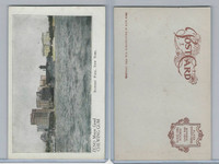 E Card, Zeno Gum, United States Views, 1910, Battery Park, New York