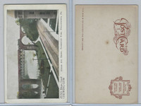 E Card, Zeno Gum, United States Views, 1910, Girard Ave. Bridge, Philadelphia