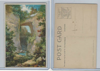 T94 Murad Tobacco, Post Card Series, 1910, Natural Bridge Of Virginia