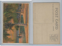 T94 Murad Tobacco, Post Card Series, 1910, Palm Beach Florida