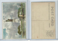 T94 Murad Tobacco, Post Card Series, 1910, Statue Of Liberty, New York