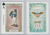1973 US Games, American Historical Cards, Club Ace, Ship's Mate